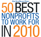 Nonprofit Times' Best Nonprofits to Work For logo