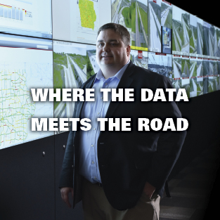 Where the Data Meets the Road