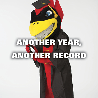 Another Year, Another Record