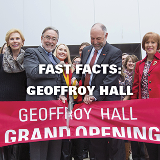 Fast Facts: Geoffroy Hall